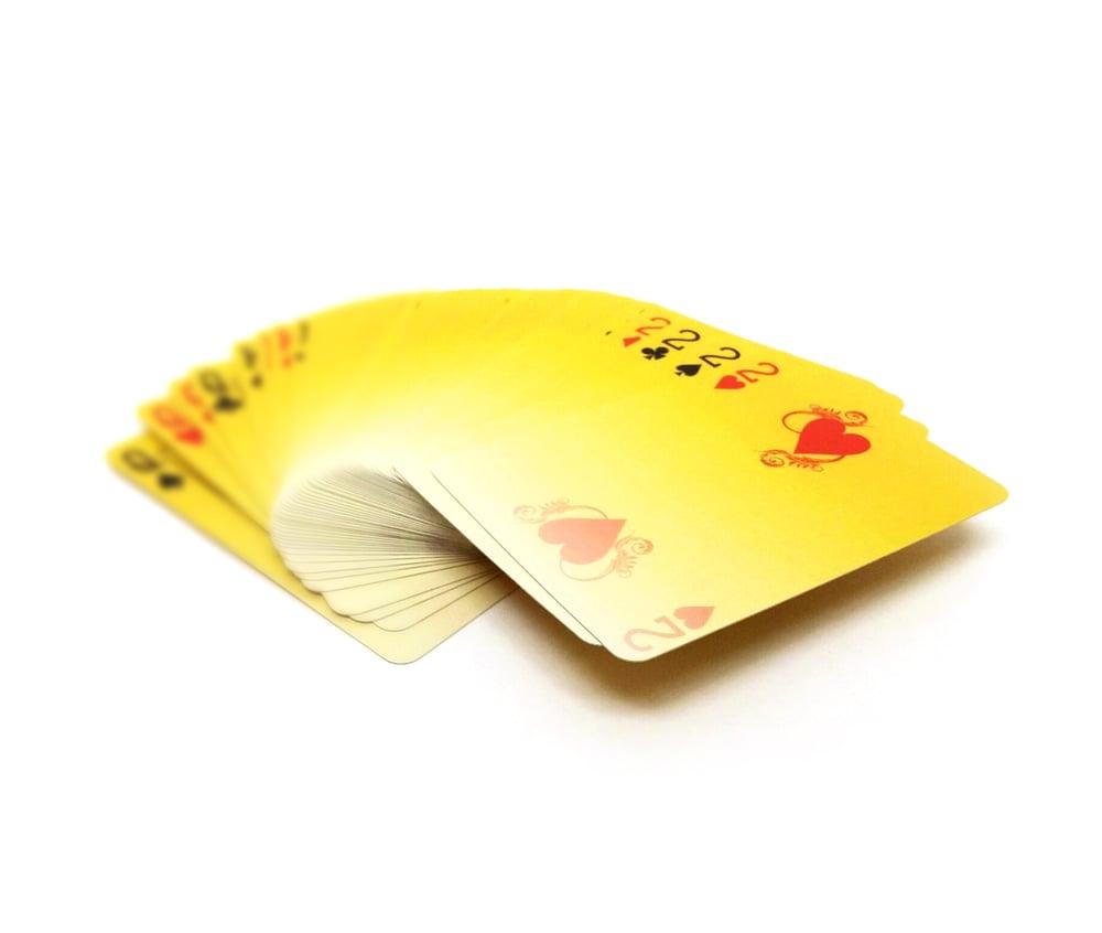 Image of Saigon Playing Cards