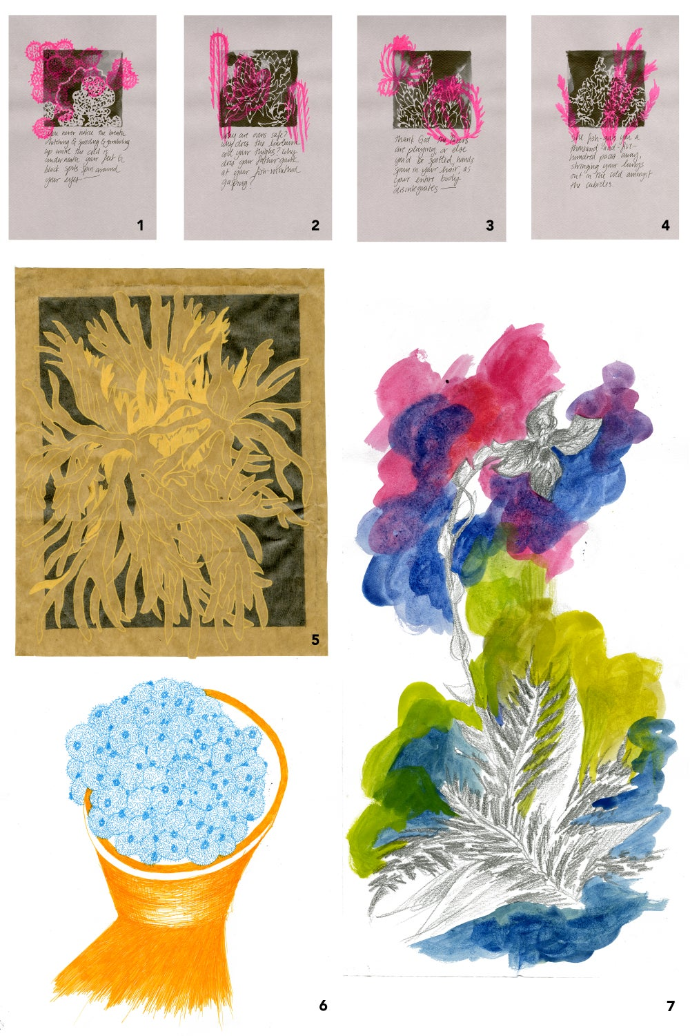 Image of Botanical Print Series