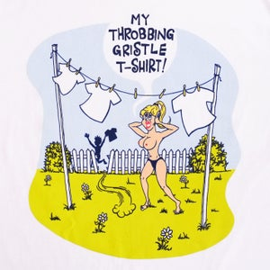 Image of My Throbbing Gristle T-Shirt!
