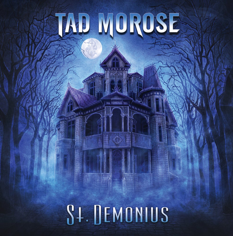 Image of Tad Morose - St. Demonius [CD]