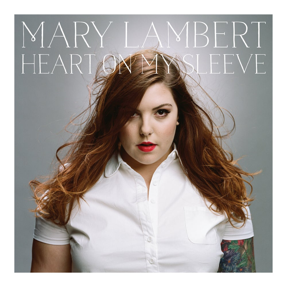 Image of Heart On My Sleeve CD