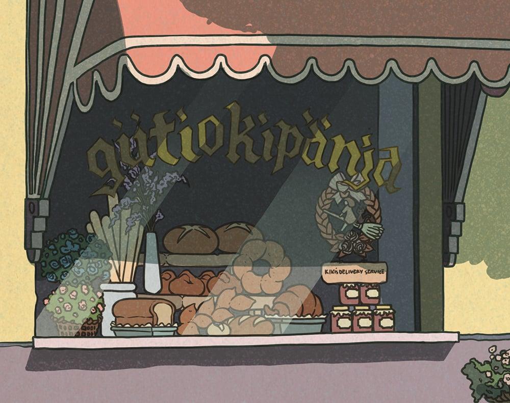 Image of Gutiokipanja Bakery