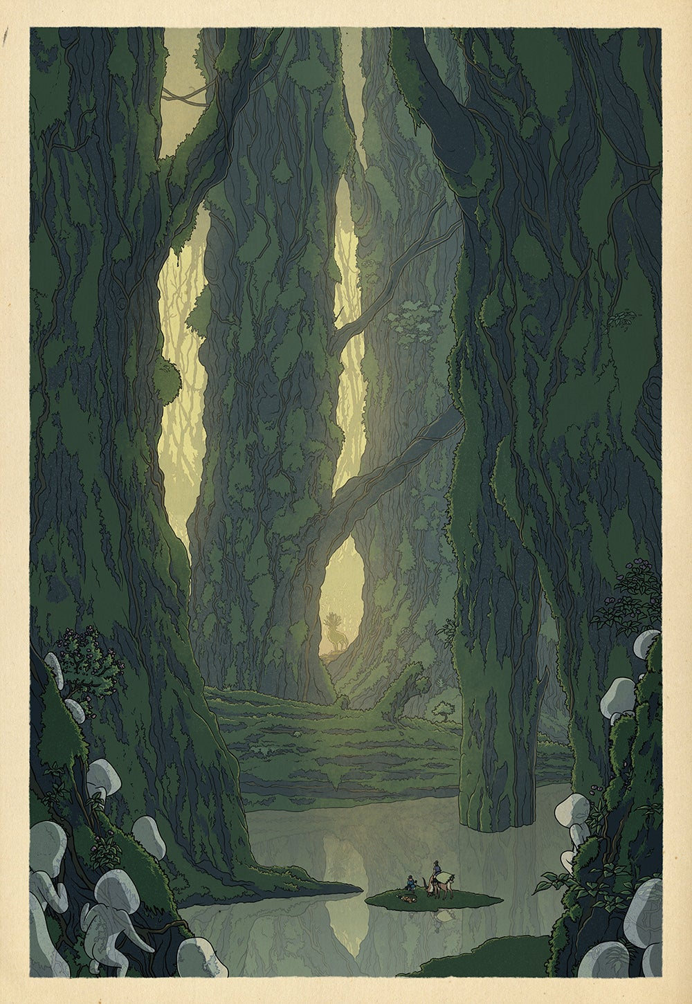 Image of The Forest Spirit