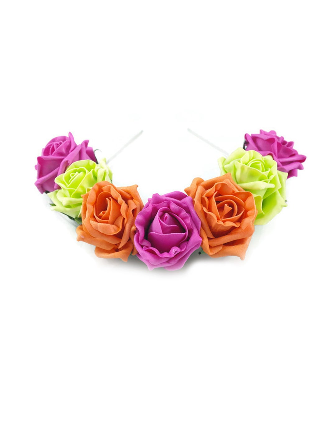 Image of Blooming Rose Crown Tropical