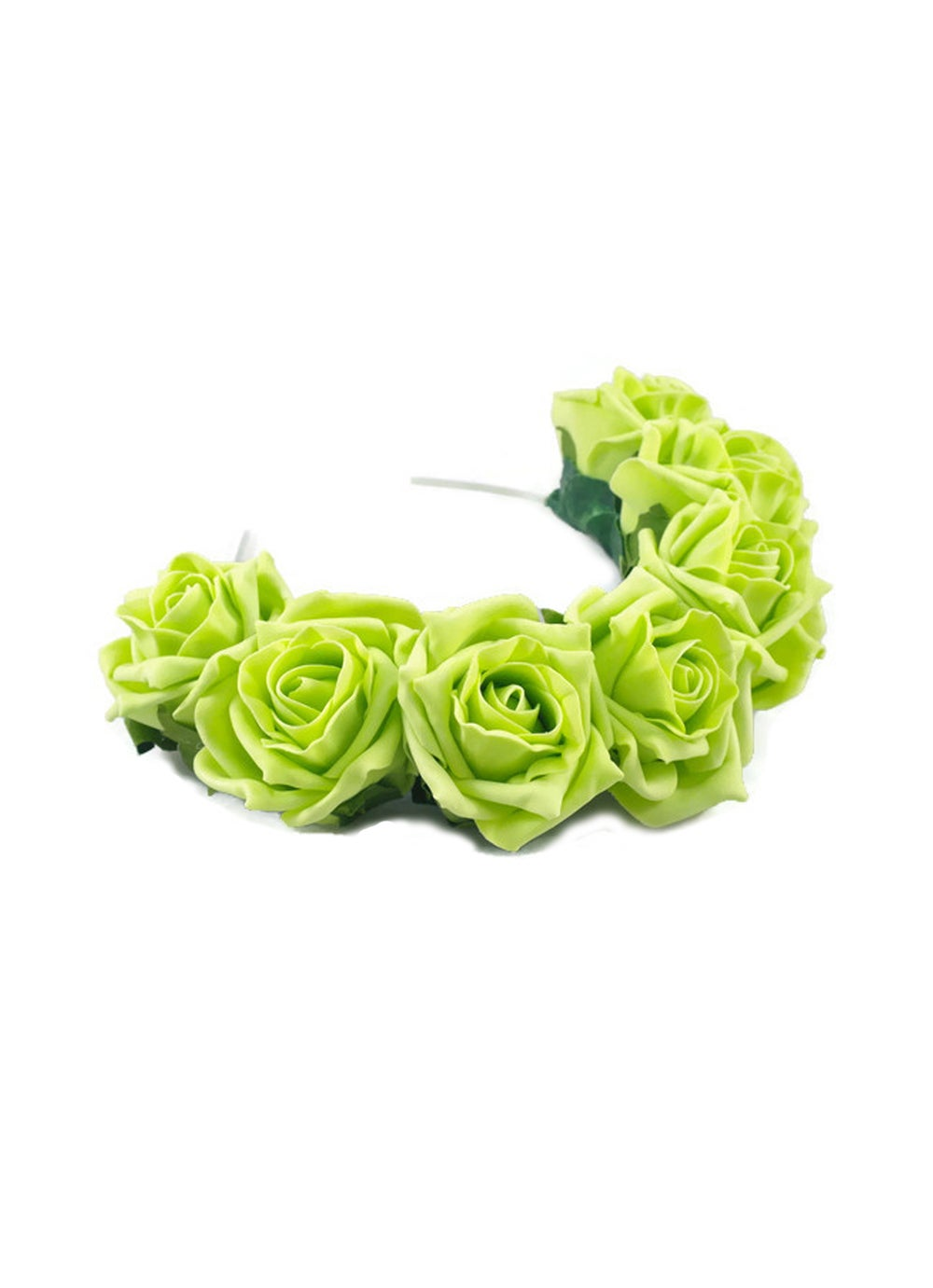 Image of Blooming Rose Crown Lime