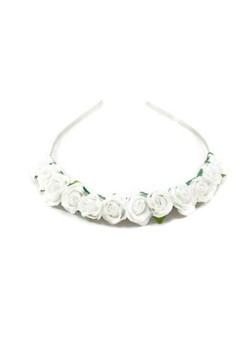 Image of Mini Rose Crown Ivory