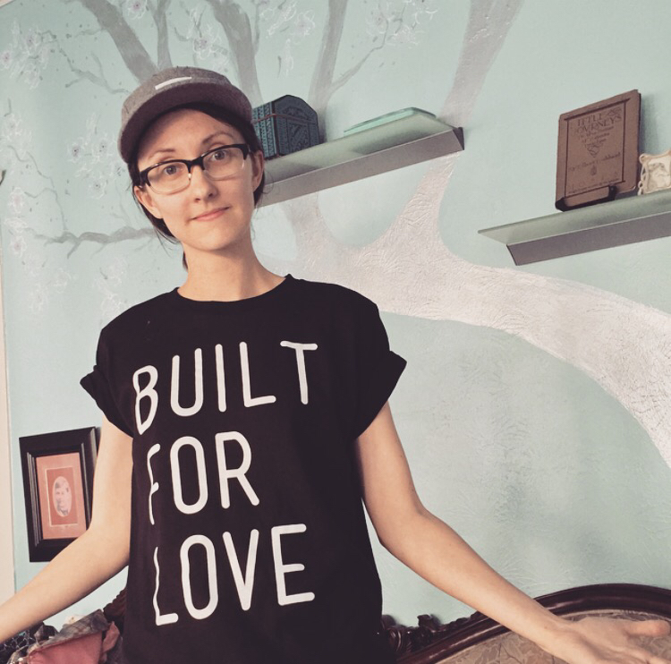 Image of Built For Love Tee