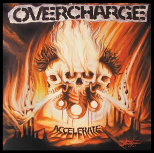 Image of Overcharge - Accelerate LP