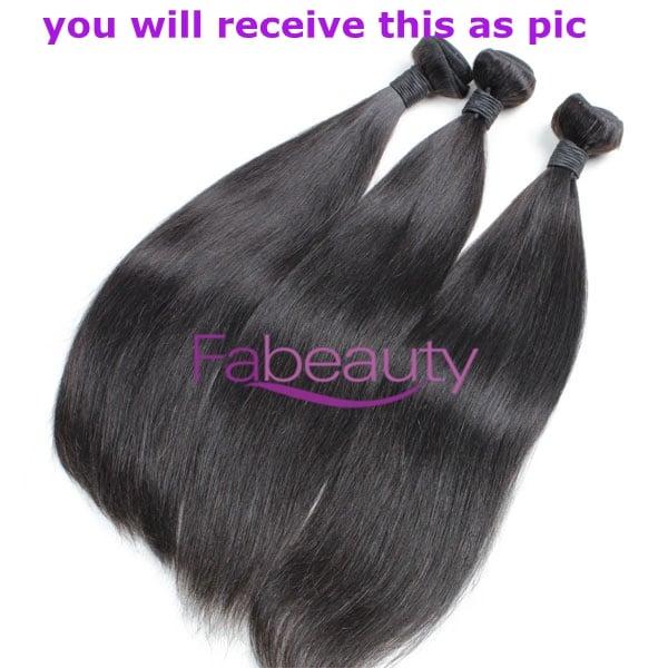 """Image of Best virgin Brazilian Straight hair 12""""-30"""""""