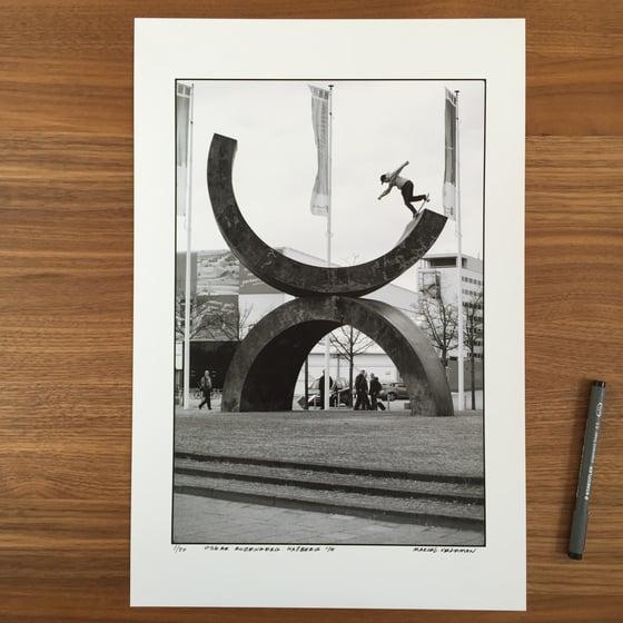 Image of C-Print of Oskar Rozenberg Hallberg