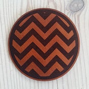 Image of ZigZag - Leather