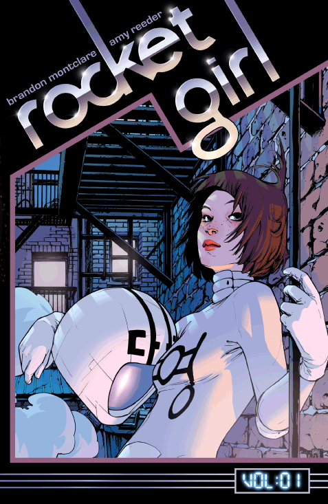 Image of Rocket Girl Vol. 1: Times Squared