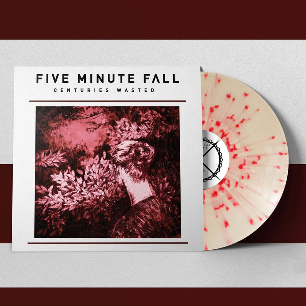 "Image of Five Minute Fall ""Centuries Wasted"" 12"""