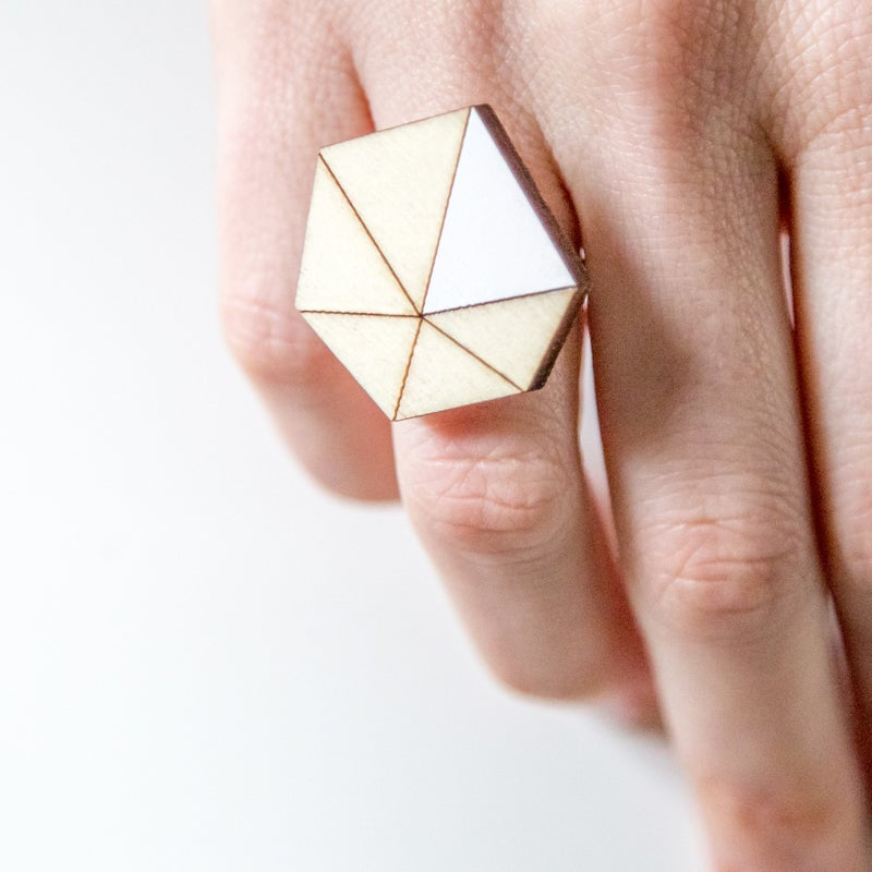 Image of facets ring 001