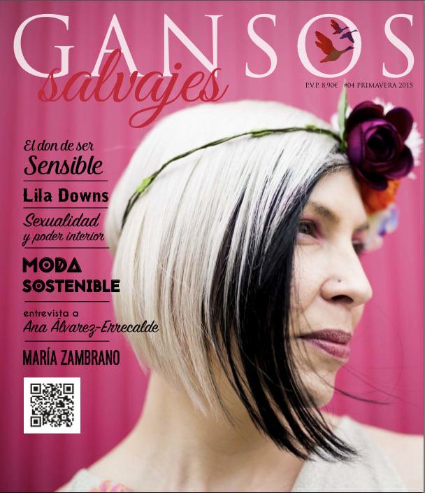 Image of Número 4. Gansos Salvajes Magazine
