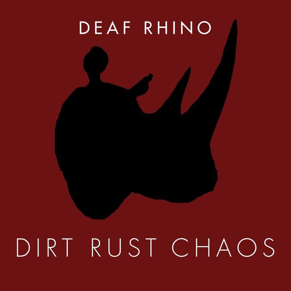 "Image of ""Dirt, Rust, Chaos"" CD"