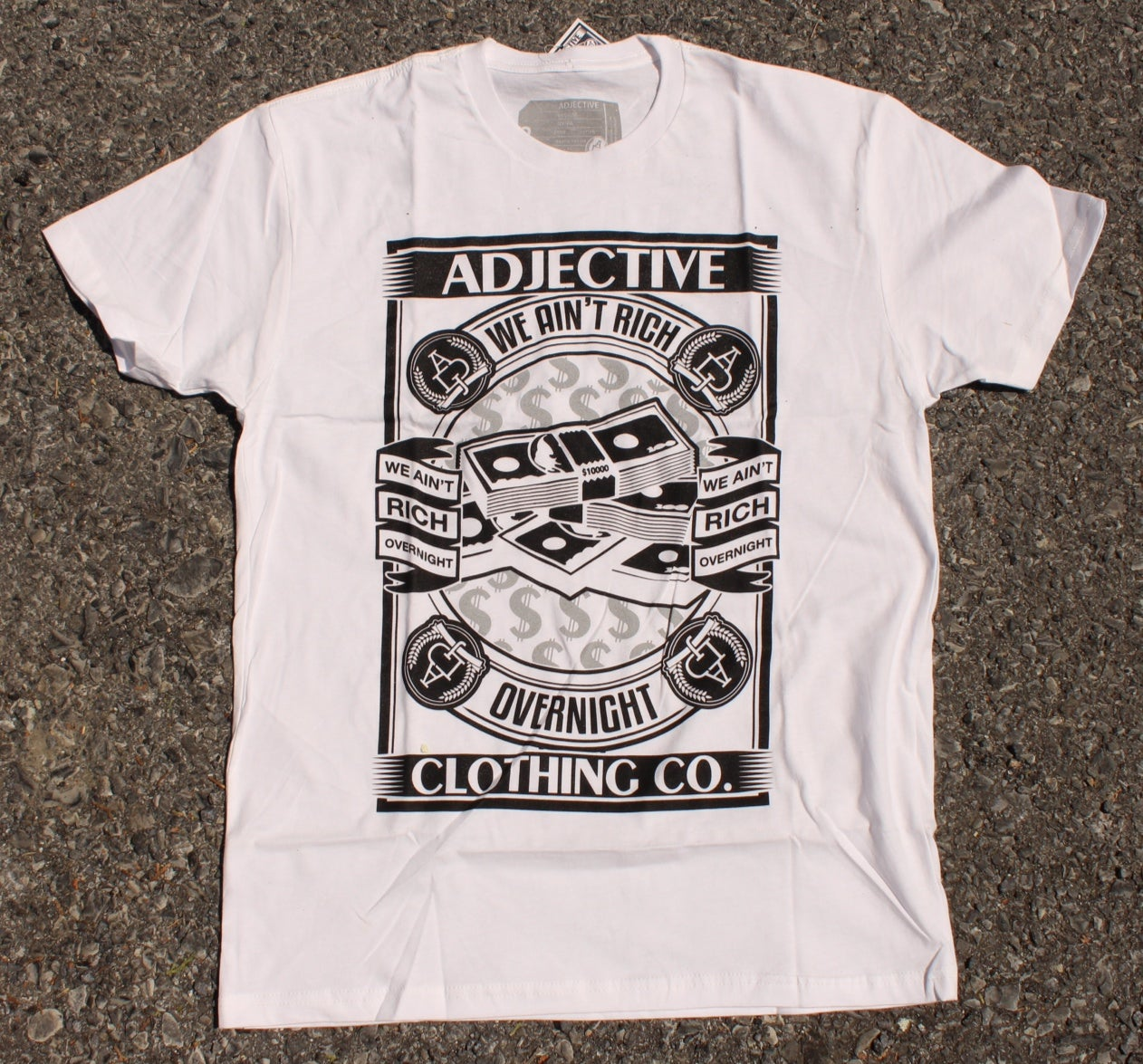 Image of Rich Overnight T-shirt