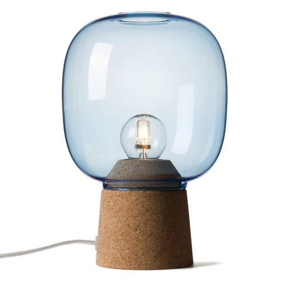 Image of Picia table lamp placid blue