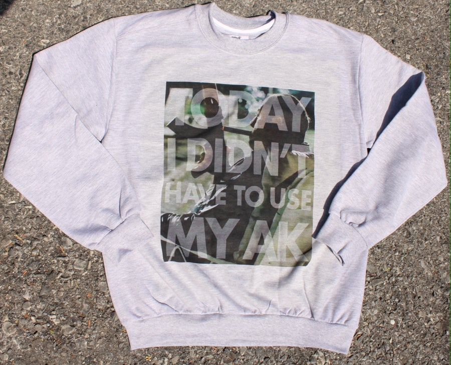Image of Good day A.K men's crew neck and tank top