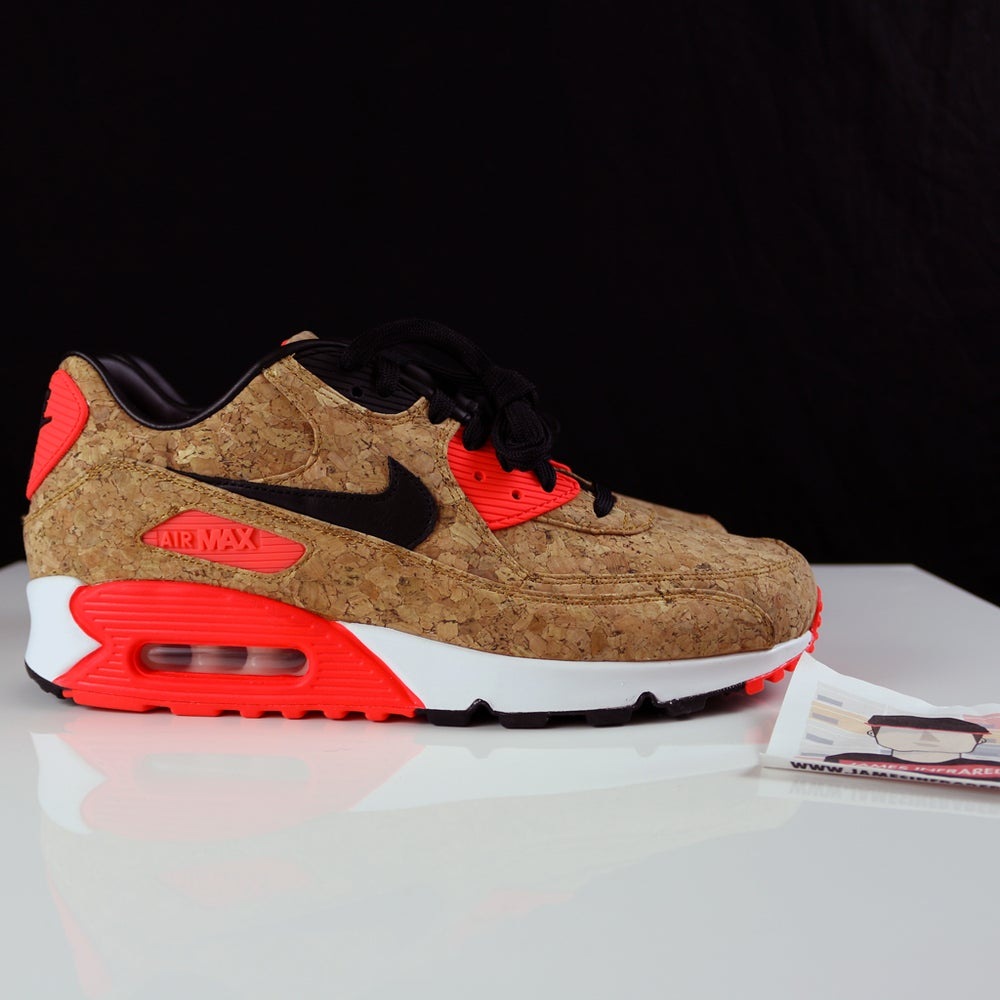 pretty nice 40fd6 3cc76 Image of Nike Air Max 90 Infrared