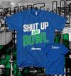 Pinkingz Bowling T-Shirt: Shut up and Bowl