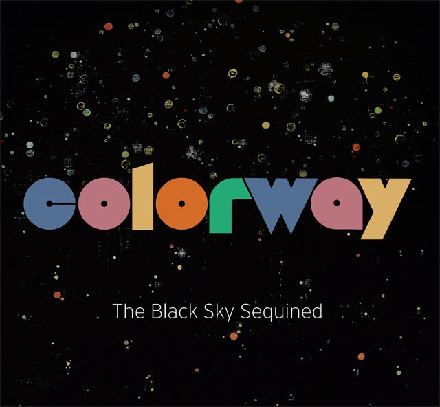 Image of The Black Sky Sequined Compact Disc