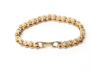 Image of Chain Link Bike Chain Bracelet