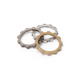 Image of LOCK-RINGS [STACKABLE]