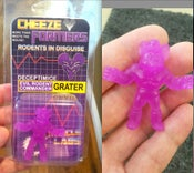 Image of CheezeFormers RID Grater