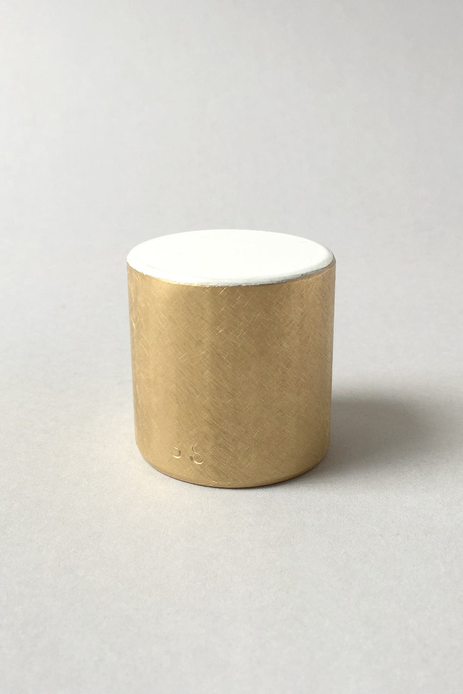 Image of Float paperweight - Circle ::: SOLD OUT :::