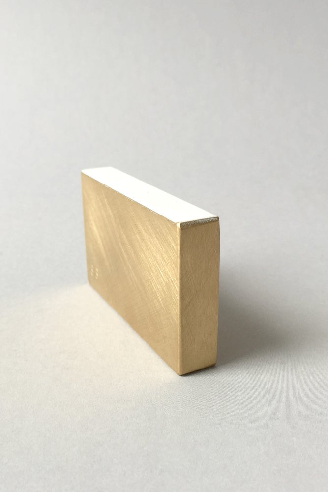 Image of Float paperweight - Line :: LAST ONE ::