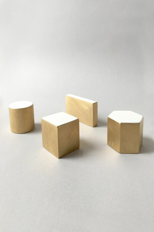 Image of Float paperweight - Square :: SOLD OUT ::