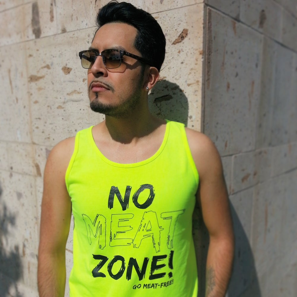 Image of No Meat Zone - Neon