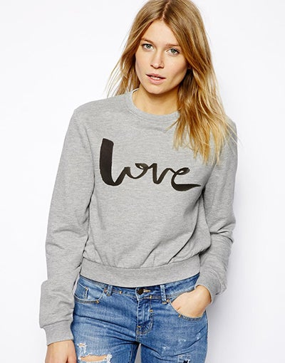 Image of Felpa LOVE - LOVE Sweater