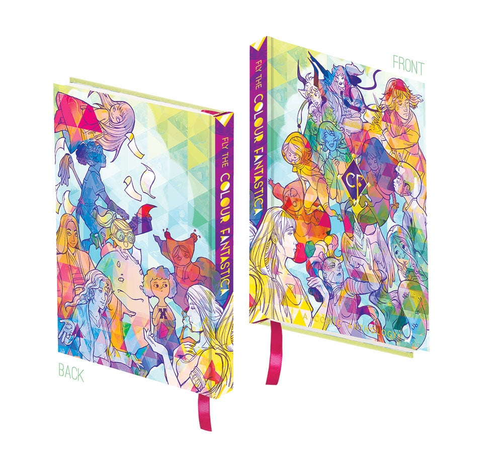 Image of Fly the Colour Fantastica (Hardcover Limited Edition)