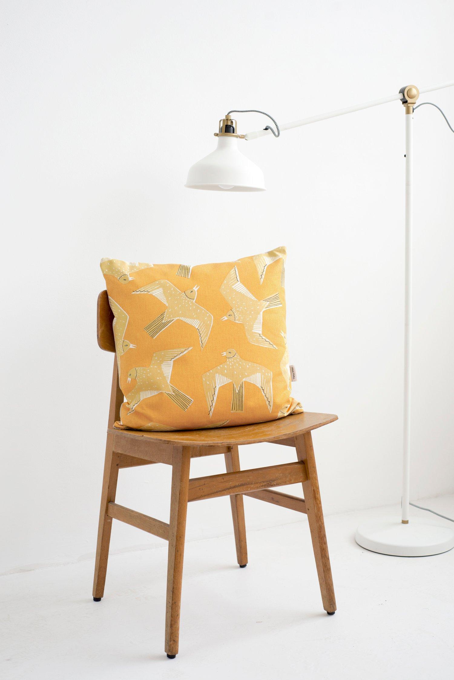 Image of 'Flight' Cushion