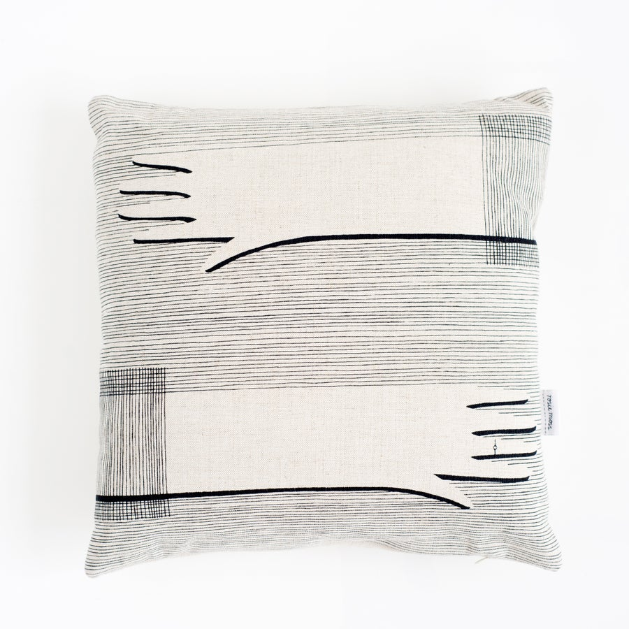 Image of 'Hands' Cushion