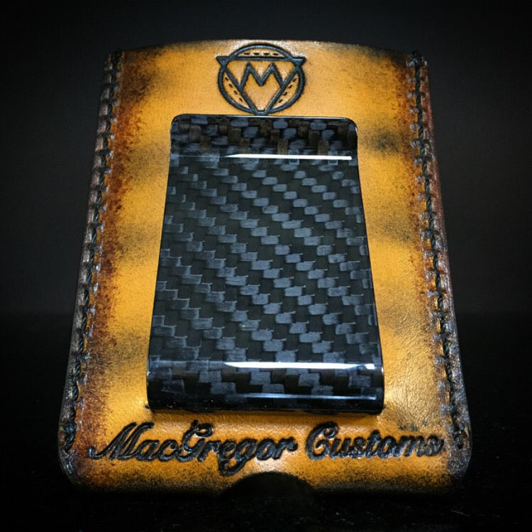 Image of Carbon Fiber Money Clips