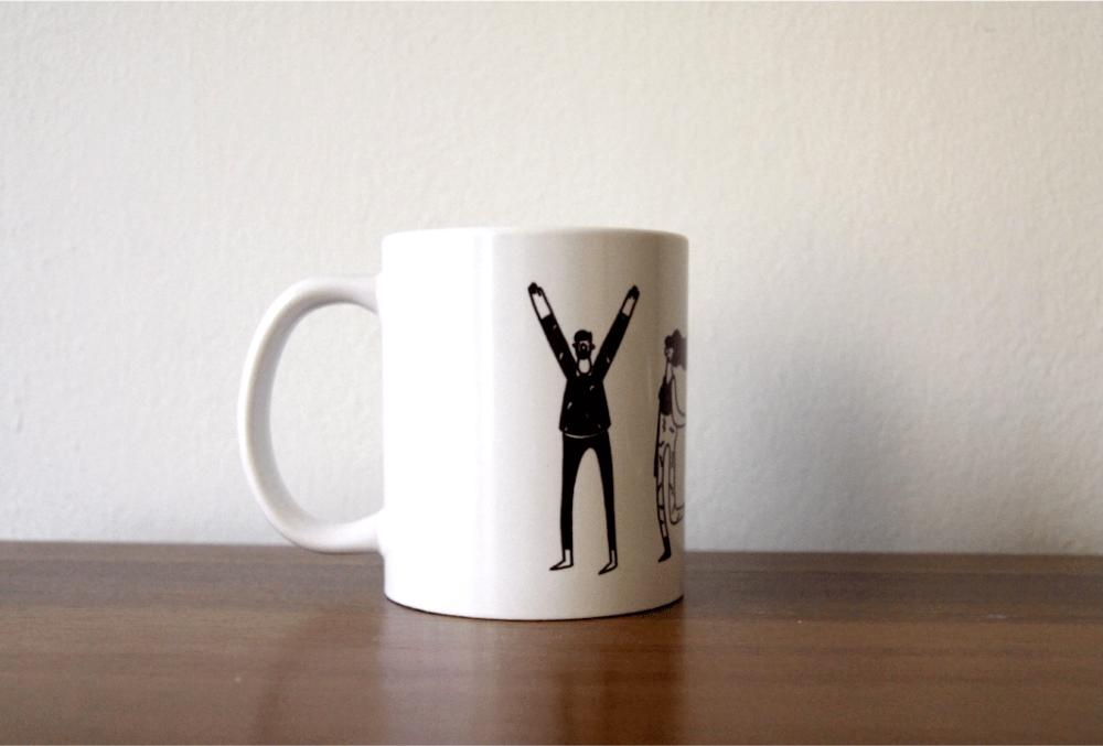 Image of YEAH ! Mug