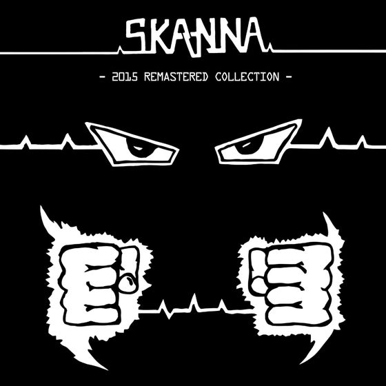 """Image of Skanna - 2015 Remastered Collection - KVA004 - 3x12"""" Vinyl - SOLD OUT"""