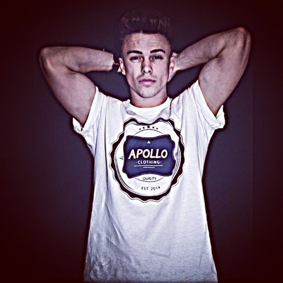 Image of Apollo clothing tee