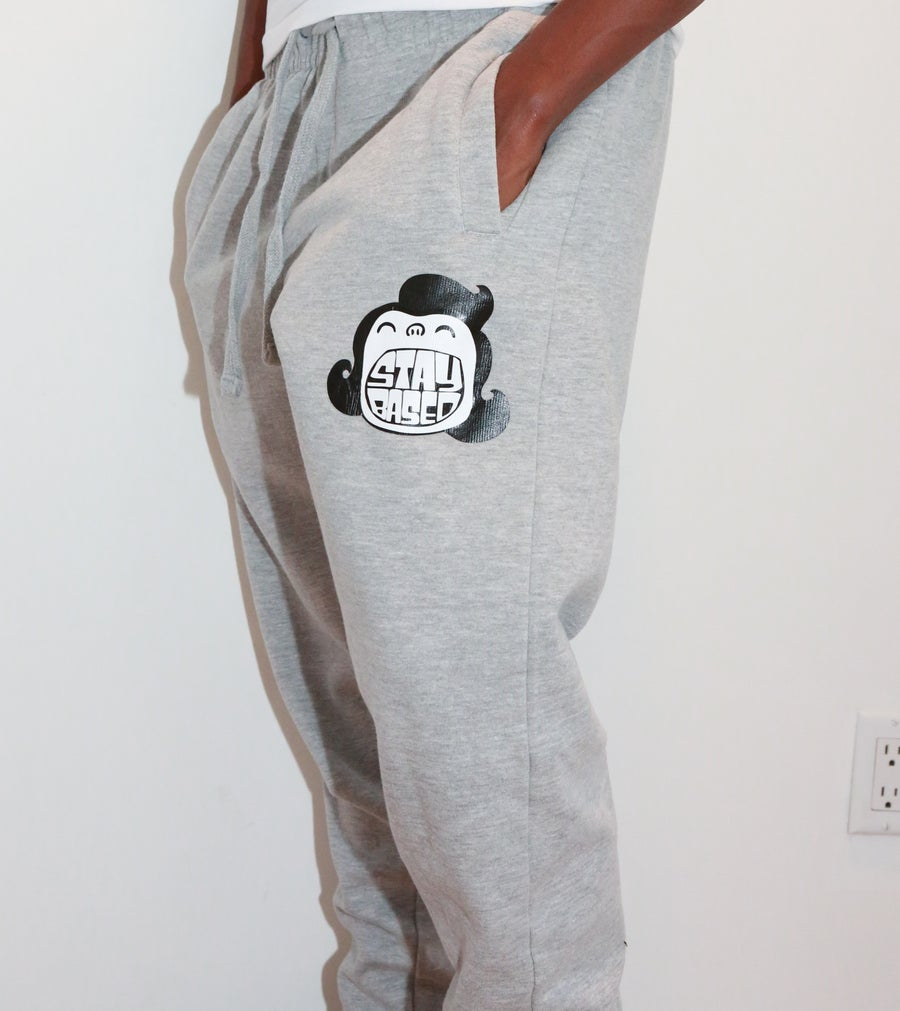 Image of Grey joggers