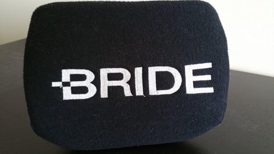 Image of BRIDE Oldschool Logo Tuning Pad