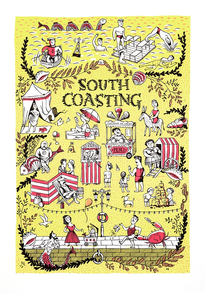 Image of South Coasting