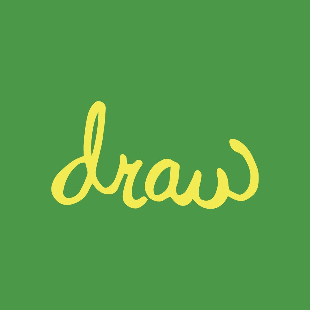 Image of I used to… draw