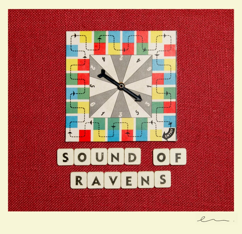 Image of Sound of Ravens - Special Edition Print