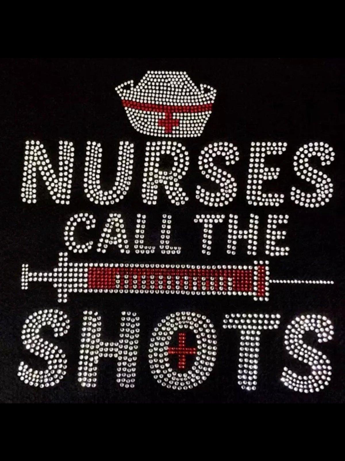 "Image of ""Sparkling"" Nurses Designs (4 different designs)"