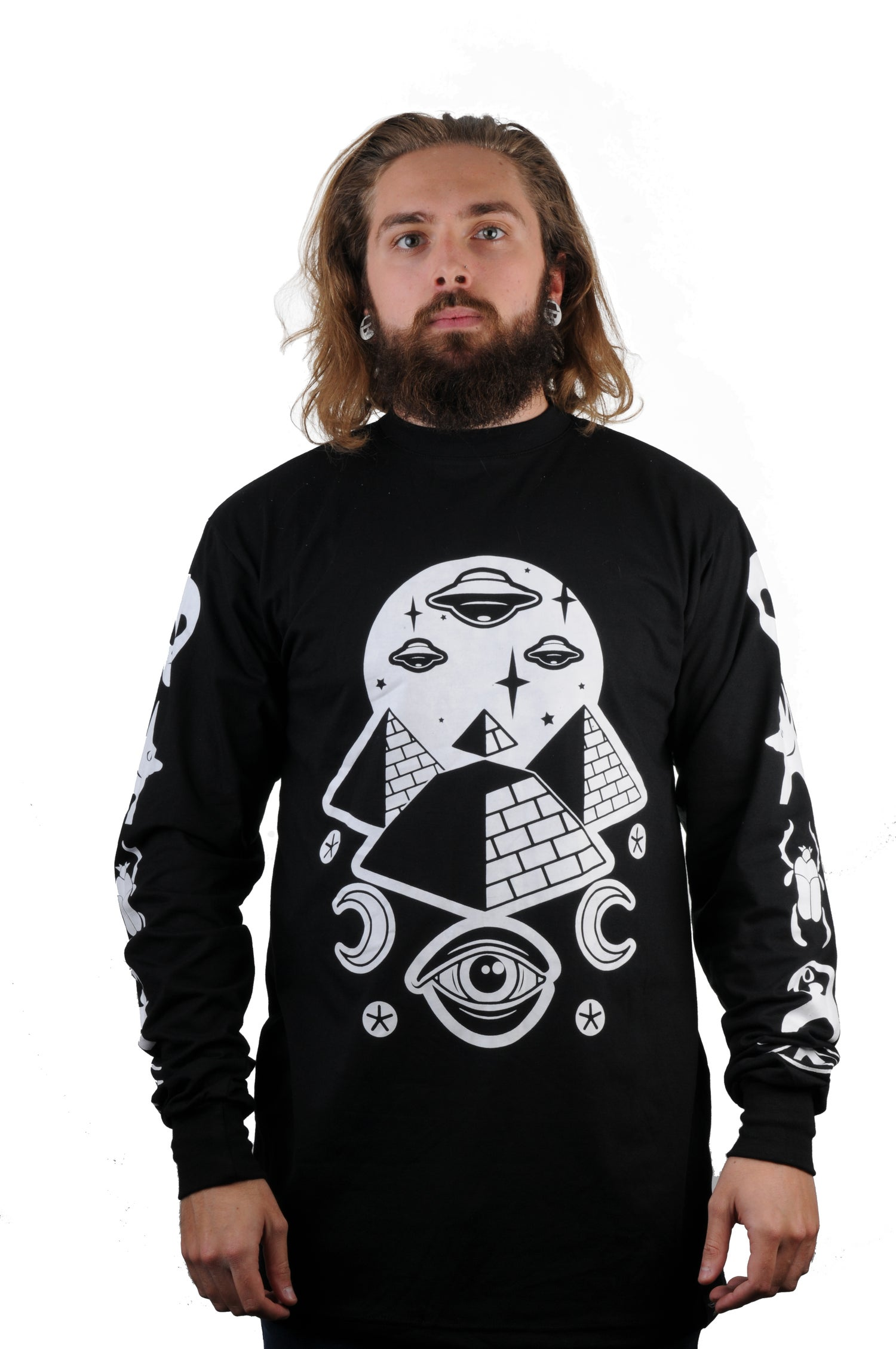 Image of Conspiracy Long Sleeve