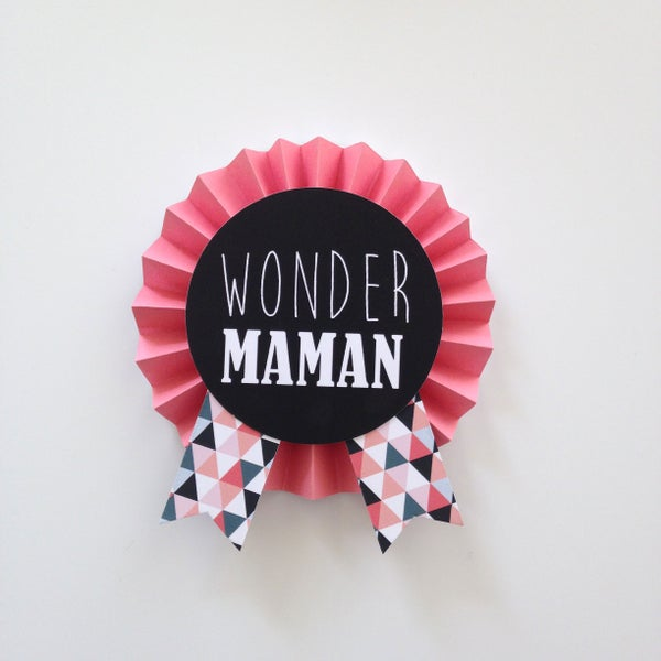 Image of wonder MAMAN