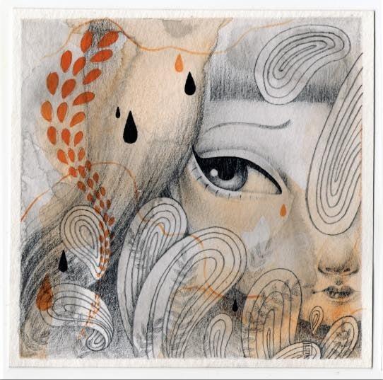 Image of The Tears Original by Siames Escalante